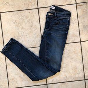 LOFT Modern Skinny Jeans 00